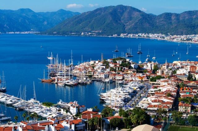 Marmaris Transfers from Dalaman Airport